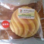 レモンクリームのメロンパンのパッケージ