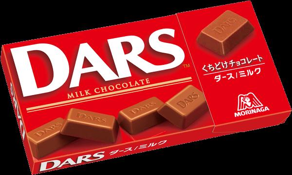 森永製菓 DARS
