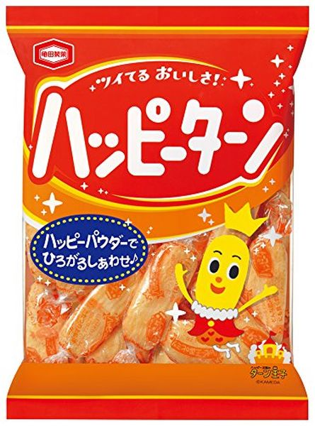 亀田製菓 ハッピーターン