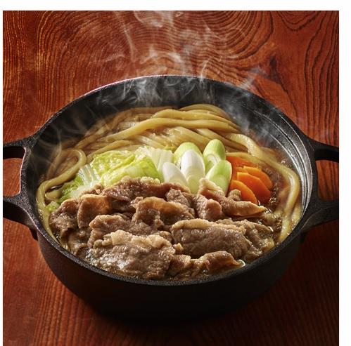 牛すき焼き鍋(ファミマ)