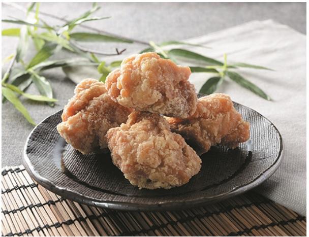 鶏から 旨塩 4個(ローソン)
